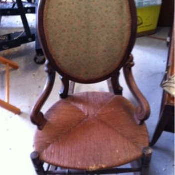 Does anyone know any thing about this rocking chair?