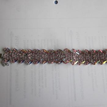 Pink Sherman Bracelet
