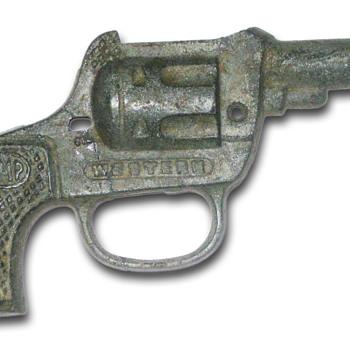 SMP Cap Gun info wanted - Toys