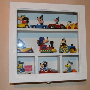 Goofing around with Walt Disney.....