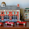 My Keystone Fire Station Playset
