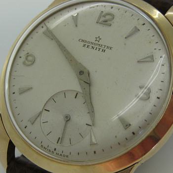Zenith Chronometer Calibre 135 - Wristwatches