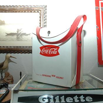 Neat Coca-Cola container