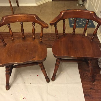 I need help identifying this chair - Furniture