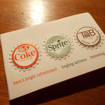 1964 Springfield Ohio Coca-Cola Bottling Company Coupon Book - Coca-Cola