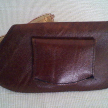 Eyeglass Case from World Trade Center