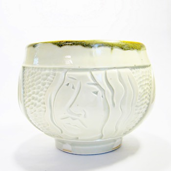 DYANN MYERS-USA  - Art Pottery