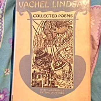 """Collected Poems"" by Vachel Lindsay - Books"
