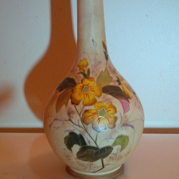 Bottle Vase - Pottery