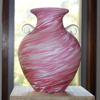 Vase by Ueno, Japan - Art Glass