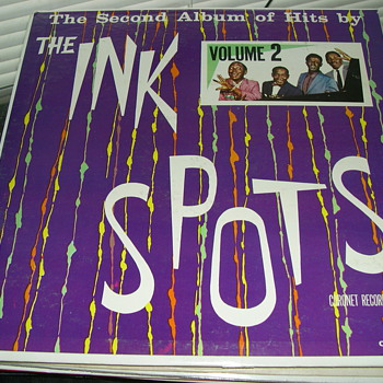 THE INK SPOTS MY COLLECTION PART 2 - Records