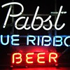 Pabst Blue Ribbon Brewery Signs