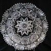 Bergen &quot;White Rose&quot; pattern bowl