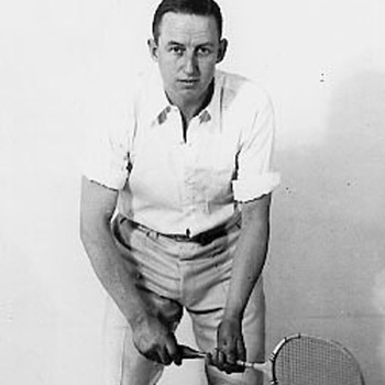 """World Champion"" vintage ""Jack Purcell Played"" Badminton Racquet Donated to the Canadian Sports Hall of Fame!! - Outdoor Sports"