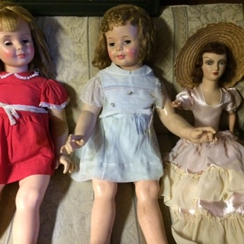 Antique Dolls - Need help identifying type of dolls! - Dolls