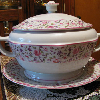 Server from Portugal - China and Dinnerware