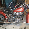 1953 Harley Panhead