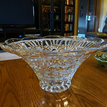 Large Glass Bowl?