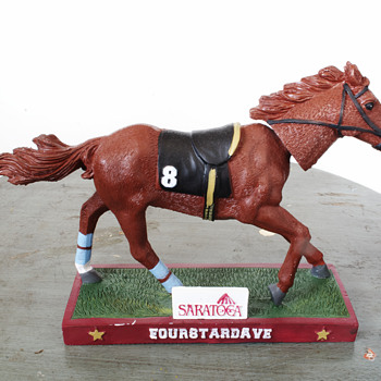 Saratoga Giveaway 2013…Four Star Dave Bobblehead….
