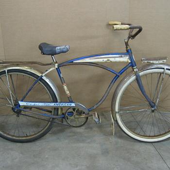 Schwinn Deluxe-American 2-speed.