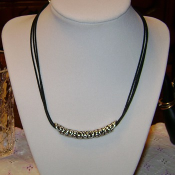 Brighton Choker Necklace - Costume Jewelry