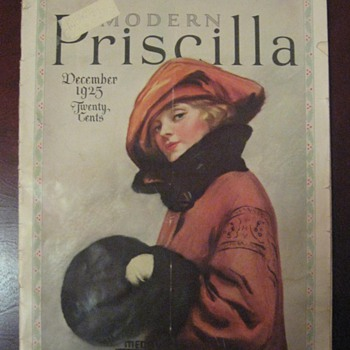 MODERN PRISCILLA - DATES DEC 1925  - Paper