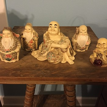Buddha Figures - Asian