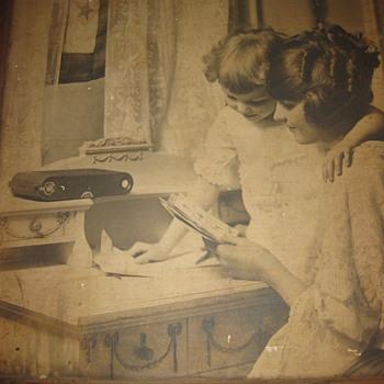 Vintage Kodak advertising photo - Photographs