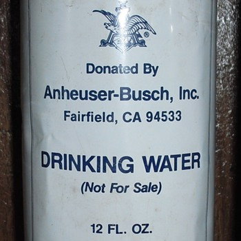 Anheuser-Busch Inc. Water
