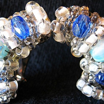 Gorgeous Hobe Earrings - Costume Jewelry