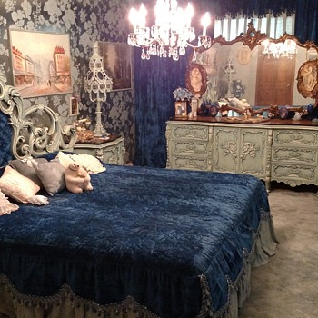 Provincial Bedroom Set / Who makes it?