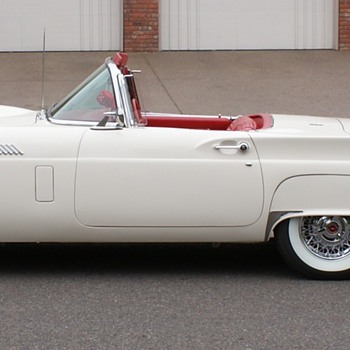 1957 Thunderbird - Classic Cars