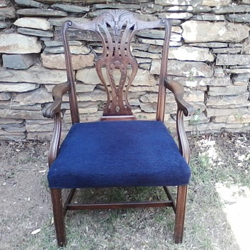 can anyone identify this chair? - Furniture