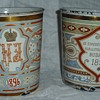 Historical Royalty and other Enamel Memorabilia Cups