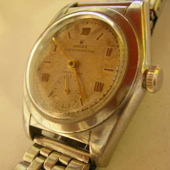 Rolex Oyster Perpetual Automatic Wristwatch - Wristwatches
