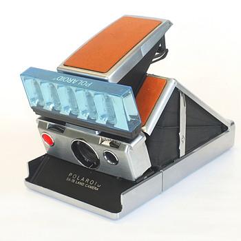 Polaroid SX-70  - Cameras