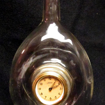 Kaiser clock in a bottle