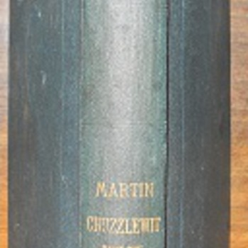 Charles Dickens Martin Chuzzlewit