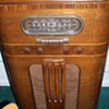 RCA Victor Stand up Radio 