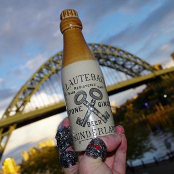 LAUTEBACH GINGER BEER SUNDERLAND - Bottles
