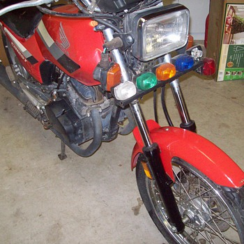 cb125t 1990  - Motorcycles
