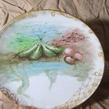 My favorite Haviland Plate..  - China and Dinnerware