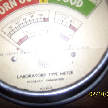 1941 Heyer Battery Tester