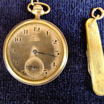 My great Uncle Joe's watch! - Pocket Watches