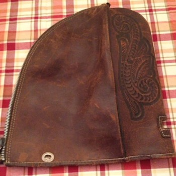 Leather Bag or Mask.....Help! - Sporting Goods