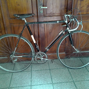 "A RARE "" LE SIMPLEX"" french vintage racing bike - Sporting Goods"