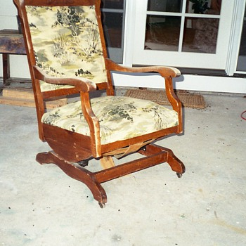 Great-grandmother's chair - Furniture