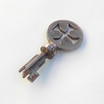 Antique Key  - Tools and Hardware