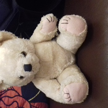 small jointed teddy bear - Animals