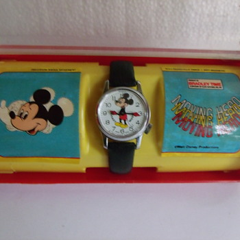 """Nooder"" Mickey Mouse Watch - Wristwatches"